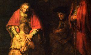Bóg - Ojciec Miłosierny