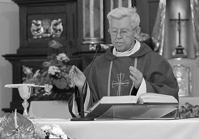 ks. prof. Jerzy Misiurek